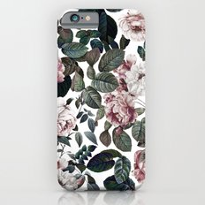 Vintage garden iPhone 6s Slim Case