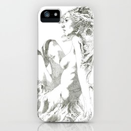 Gaia iPhone Case