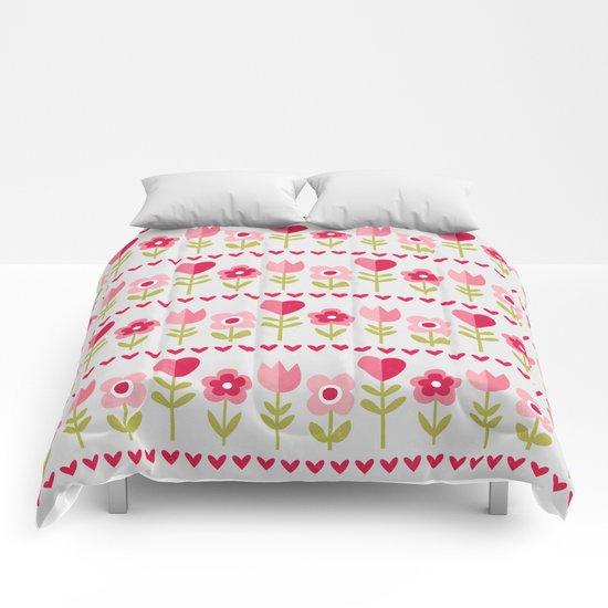LOVE GARDEN Comforters