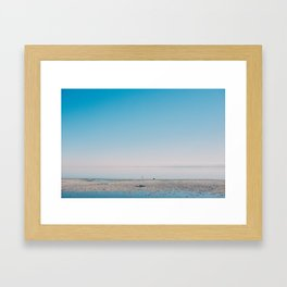 Salton Sea Framed Art Print