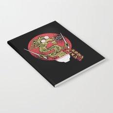 ramen dragon Notebook