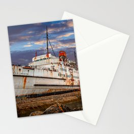 Duke of Lancaster Sunset Stationery Cards