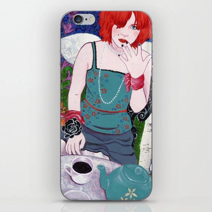 Alys in Wonderland iPhone Skin
