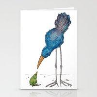 teacher Stationery Cards featuring The Teacher by Jennifer Geldard