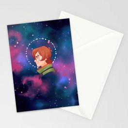 The Green Paladin - Pidge Stationery Cards