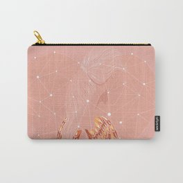 PEACEFUL FORTUNE Carry-All Pouch