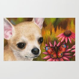 Chihuahua Dog Rug