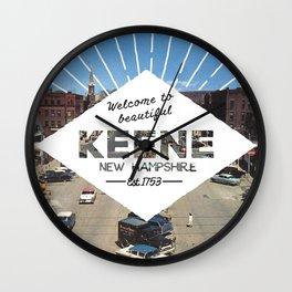 Welcome to Keene Wall Clock