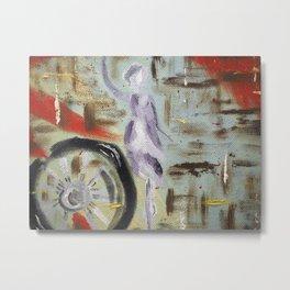 "Thumbnail of the painting  ""OH, ISADORA..."" #1 Metal Print"