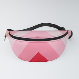 The Candy Cane Wall Fanny Pack