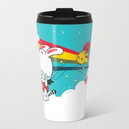 Mascaramella Travel Mug