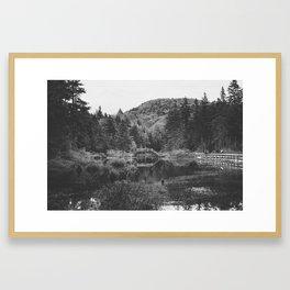 outdoor Framed Art Print
