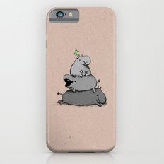 Hippo Totem iPhone 6 Slim Case