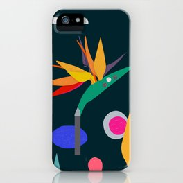 Take me to paradise. Please. iPhone Case