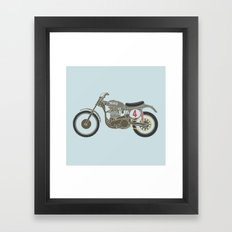 norton Framed Art Print