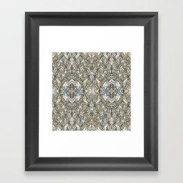 Warrior Framed Art Print