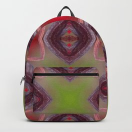 God's Eye Abstract Backpack
