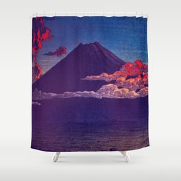 A Sunset for Hara Shower Curtain