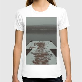 Moose Lake Dock - Canada T-shirt