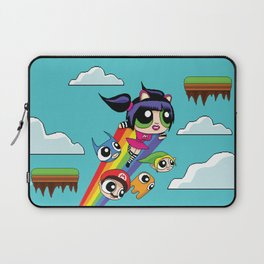 The Power Nyan Girl Laptop Sleeve