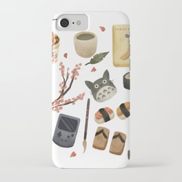 Japan Icons iPhone Case