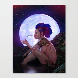 Rumble Fish Canvas Print