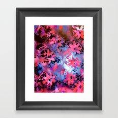 Pink Dubbed Framed Art Print