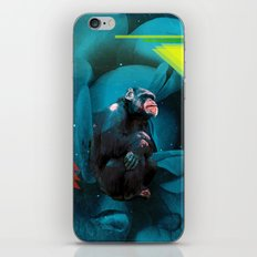 Space Chimp iPhone & iPod Skin