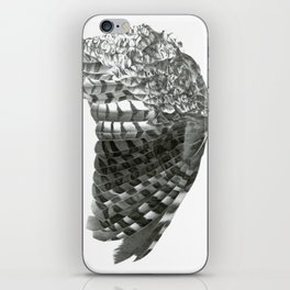 Owl Wing iPhone Skin