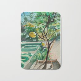 Washingtons Pomelos Bath Mat
