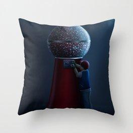 ✩ The Machine Throw Pillow