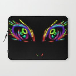 Neonified (black) Laptop Sleeve