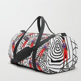 Heroes Fashion 4 Duffle Bag