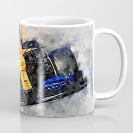 Lando Norris No.4 Coffee Mug