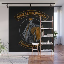 Welding Learn Wall Mural
