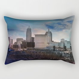 The CLE. Rectangular Pillow