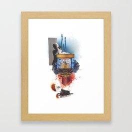Mingadigm | Stolen Framed Art Print