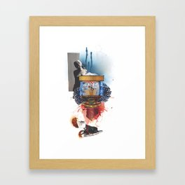 Mingadigm | Stolen Framed Art Print