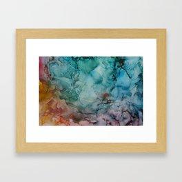 Momentum Framed Art Print