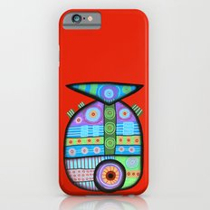 Fish which ate ship iPhone 6 Slim Case