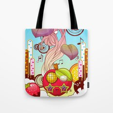 Music for the Masses Tote Bag