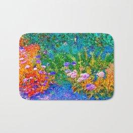 The Garden By Annie Zeno  Bath Mat