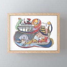 MN State Fair Framed Mini Art Print