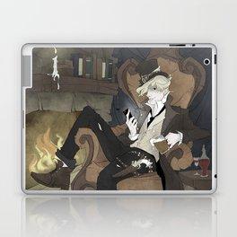 Johnny Knight Laptop & iPad Skin