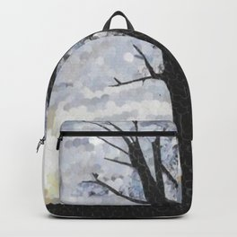 Sunset Hole Punch Backpack