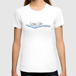 Skaneateles Lake Life T-shirt