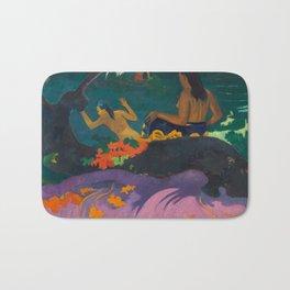 "Paul Gauguin ""Fatata te Miti (By the Sea)"" Bath Mat"