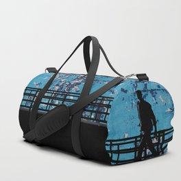 ABSTRACT WALK Duffle Bag