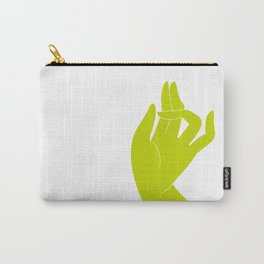 Holly Hand Carry-All Pouch