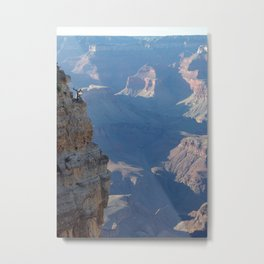 Grand Canyon by Afternoon Light Metal Print